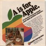 Печатная реклама Apple: от 70-х до 90-х