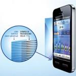Wysips: Экран вашего iPhone или iPad в качестве солнечной батареи