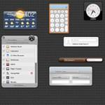 Устанавливаем виджеты из Dashboard на рабочий стол OS X