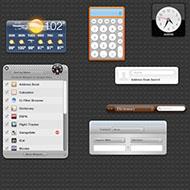 Виджеты в OS X