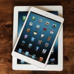 Первые фотографии корпуса iPad 5
