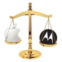 Apple и Motorola