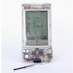 Редкий прозрачный Apple Newton 110 появился на eBay