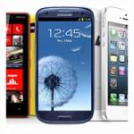 В прошлом году Samsung поставила на рынок больше смартфонов , чем Apple и Nokia вместе взятые