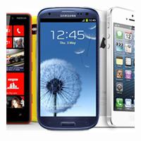 Samsung, apple, nokia