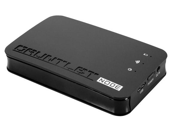 Кейс для HDD с беспроводным модулем