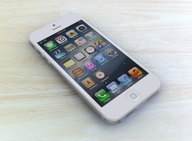 Каким будет iPhone 5S?