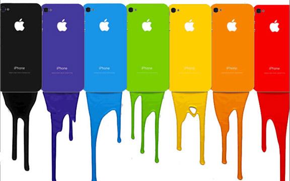 Дешёвый iPhone в нескольких цветах