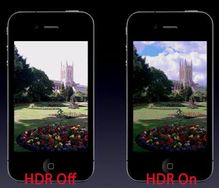 Как включить HDR на iPad, iPod touch