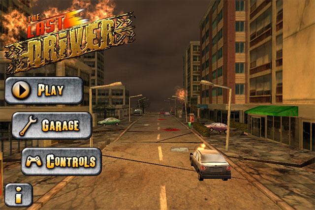 Зомбо-гонки для iPhone