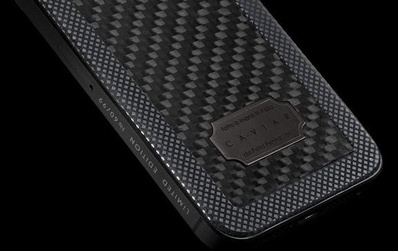 Стильная модификация iPhone 5