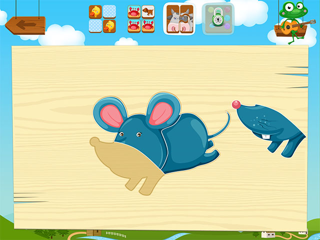 Детские игры для iPod touch