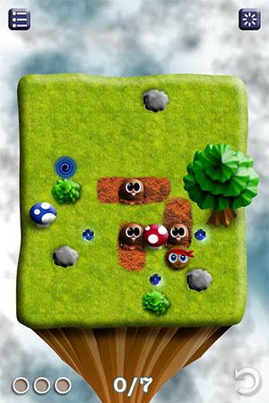 Игра в стиле Puzzle для iPhone