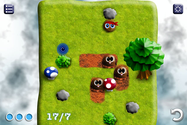 Игра в стиле Puzzle для iPad
