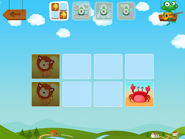 Развивающие игры на iPad