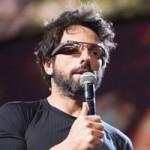 Сергей Брин: Будущее мобильных устройств за Google Glass
