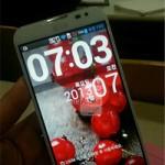LG Optimus G Pro с 5,5 дюймовым Full HD экраном засветился на фото