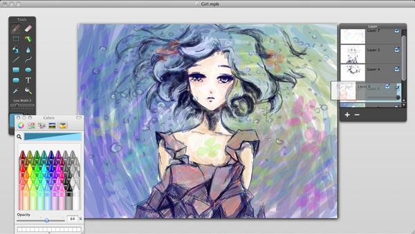 My PaintBrush