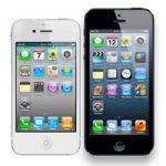 iPhone 4S практически не уступает по популярности iPhone 5