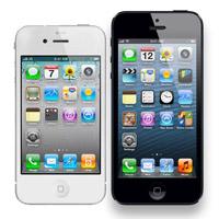 iPhone 4S и iPhone 5