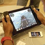 Чехол-геймпад для iPad