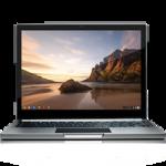 Дисплей ноутбука от Google превосходит Retina