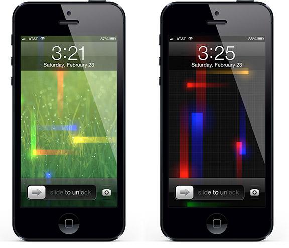 Живые обои на iPhone