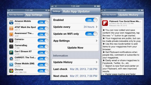 Автоматическое обновление iOS-приложений