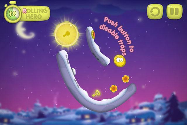 Казуальная игра для iPhone