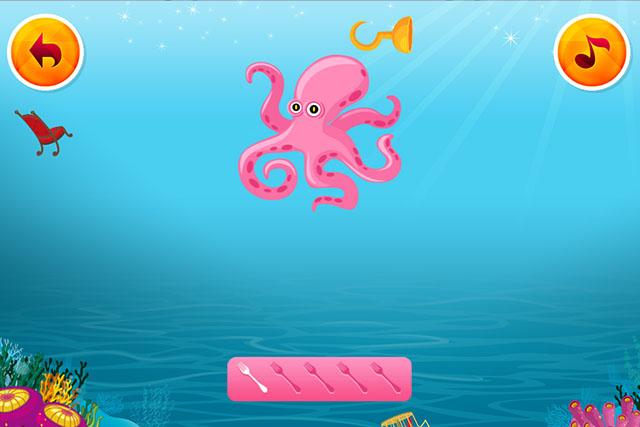 Познавательная игра для iPhone