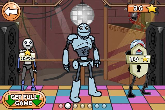 Игры про роботов на iPhone