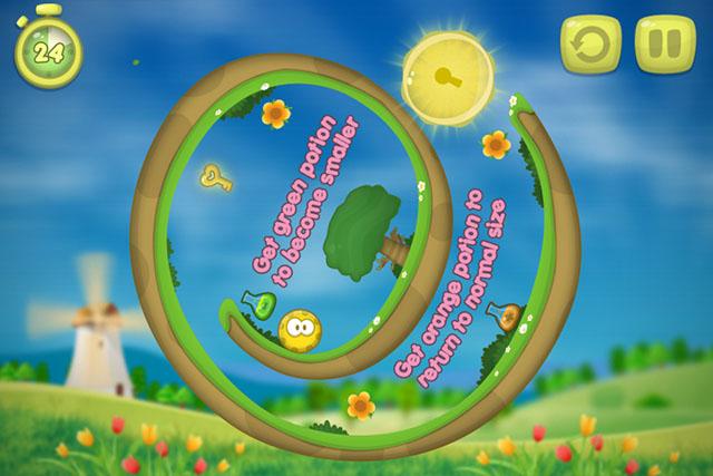 Казуальная игра для iPad
