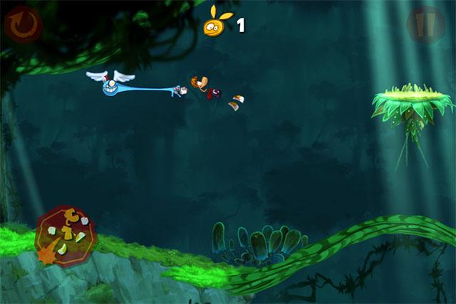 Rayman для iPad