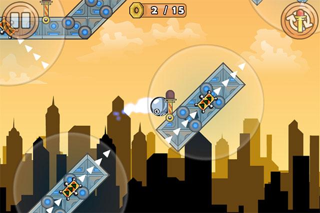 Игры про роботов на iPad