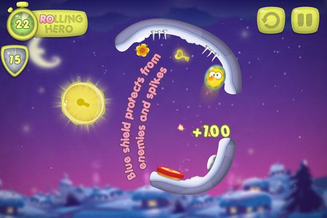 Казуальная игра для iPod touch