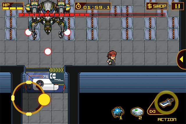 Клон Metal Gear для iOS