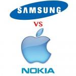 Nokia решила поддержать Apple в суде с Samsung
