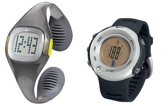 Уникальные часы Nike Speed - oclockinfo