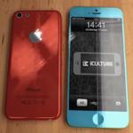Концептуальные разноцветные iPhone от Мартина Хайека