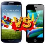 Apple iPhone обходит Samsung Galaxy по объёмам продаж