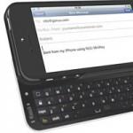 Nuu Mini Key – чехол для iPhone с выдвижной клавиатурой