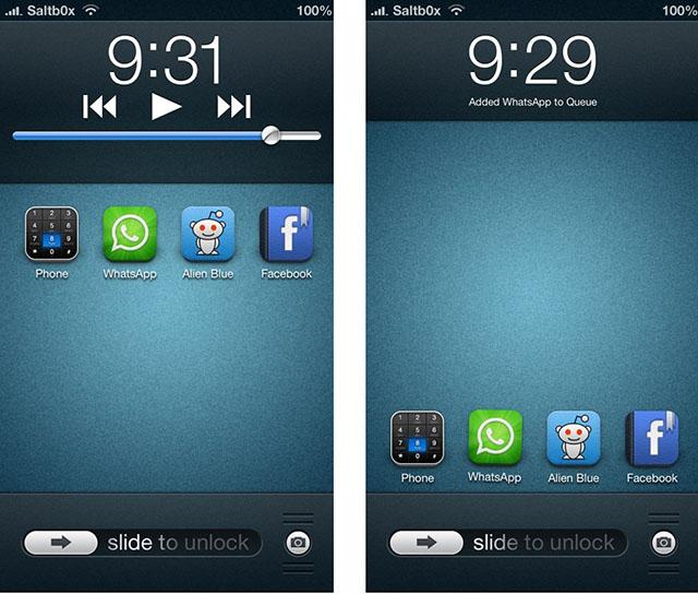 Запуск приложений с локскрина в iOS
