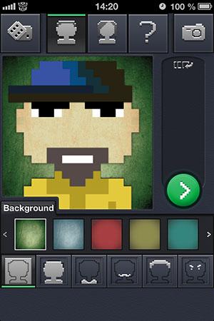 Ретро-аватарки на iPhone