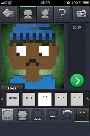 Генератор аватарок для iPhone