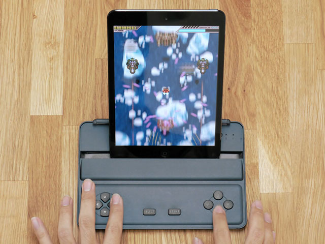 Кейс-геймпад для iPad mini