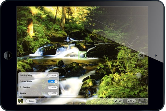 Твик для камеры iPad и iPad mini