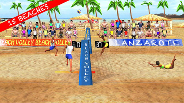 Волейбол для iPad
