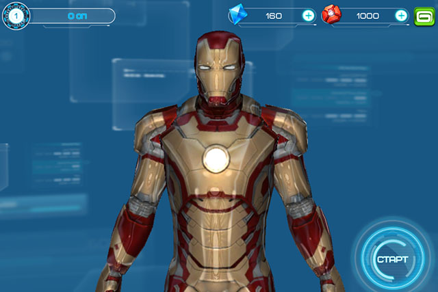 Железный человек 3 для iPhone