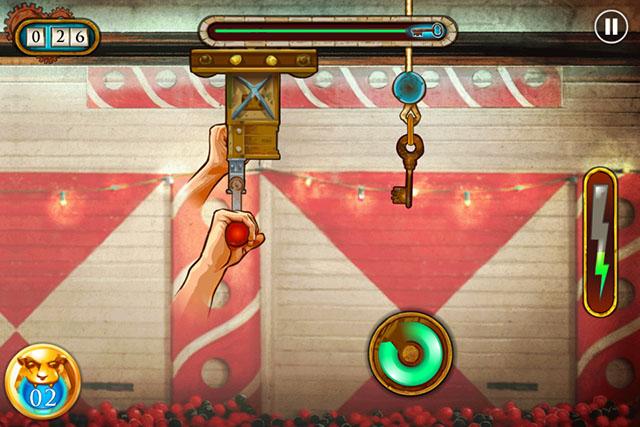 Приключенческая игра для iPad