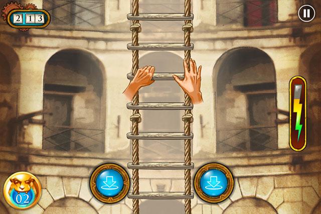 Популярная телеигра для iPhone